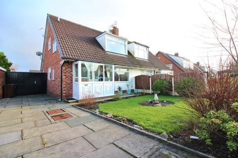 3 bedroom semi-detached house for sale - Ilkley Avenue, Southport, Merseyside, PR9 8JR