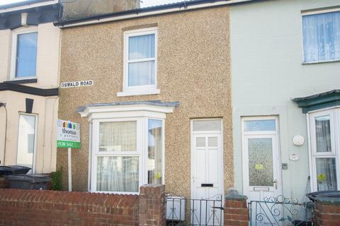 2 bedroom terraced house for sale - Oswald Road, Dover, CT17