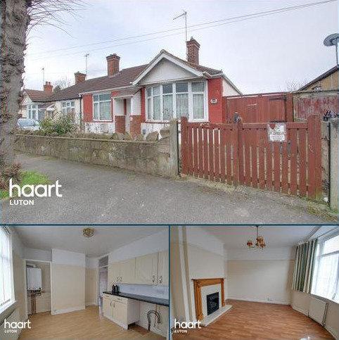 2 bedroom semi-detached bungalow for sale - St Monicas Avenue, Luton