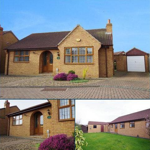 2 bedroom detached bungalow for sale - Kirkebie Drive, Hedon HU12