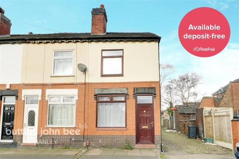 2 bedroom terraced house to rent - Carron Street, Fenton