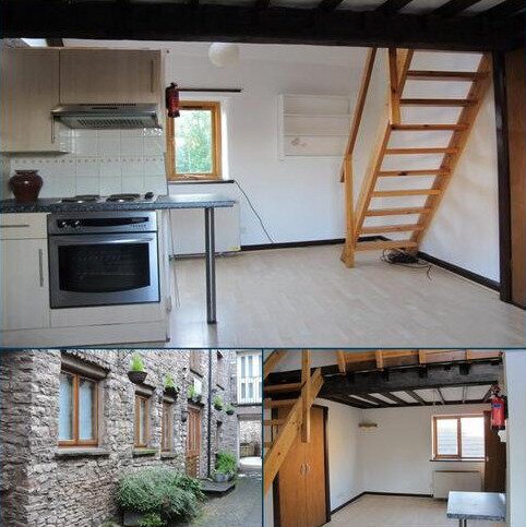 Flat to rent - The Old Warehouse, Stricklandgate, Kendal