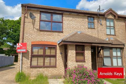 2 bedroom end of terrace house for sale - Snowberry Close, Taverham, Norwich