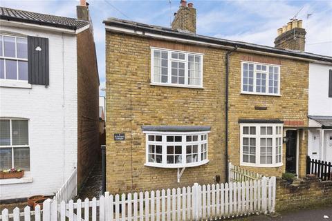 3 bedroom semi-detached house for sale - St. Georges Cottages, South Road, KT13
