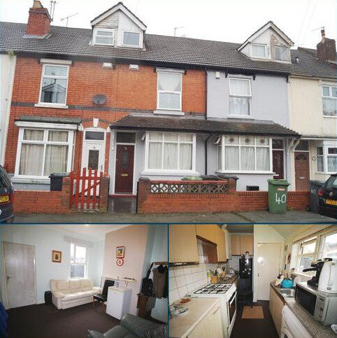 3 bedroom terraced house for sale - Sherwood Street, Whitmore Reans