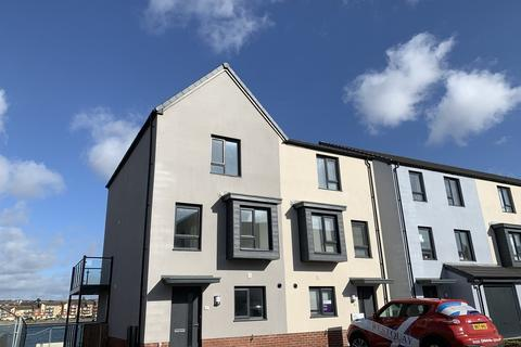 4 bedroom townhouse to rent - Ffordd Pentre, Barry Waterfront