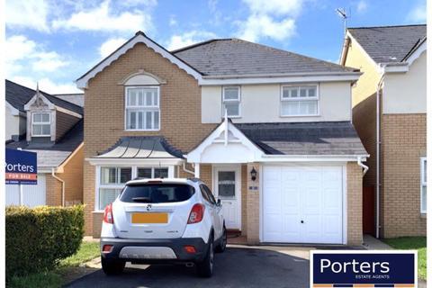 4 bedroom detached house for sale - Maes Tal Coed Broadlands Bridgend CF31 5AS