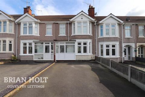 3 bedroom terraced house to rent - Morris Avenue, Off Ansty Road