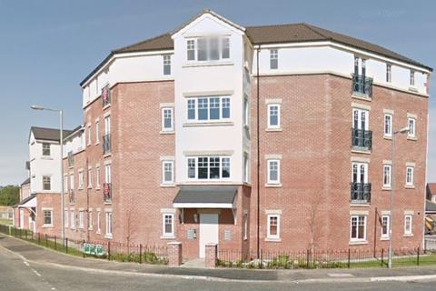 2 bedroom flat for sale - Plot 5, Rothbury Drive, Ashington - Two Bedroom First Floor Flat