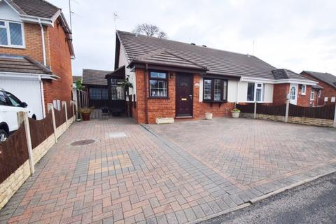 2 bedroom semi-detached bungalow for sale - Nairn Road, Turnberry Estate, Bloxwich