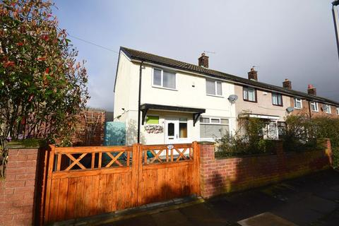 3 bedroom end of terrace house for sale - Ringway Road, Liverpool
