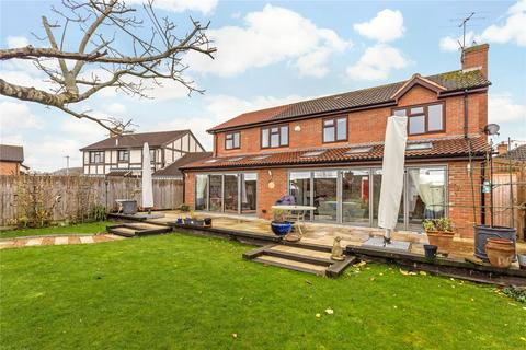 4 bedroom detached house for sale - Bramble Rise, Prestbury, Cheltenham, Gloucestershire, GL52