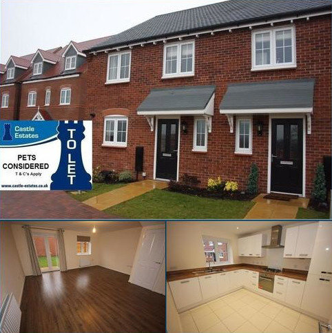4 bedroom semi-detached house to rent - Archford Gardens, Stafford, Staffordshire, ST18 0ZR