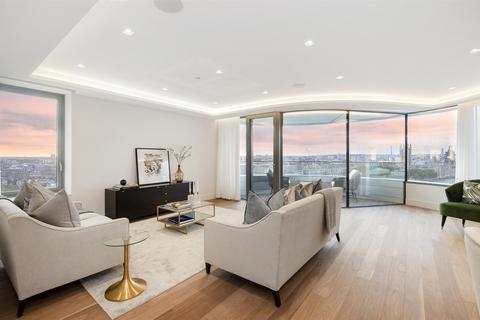 3 bedroom flat for sale - The Corniche, Albert Embankment