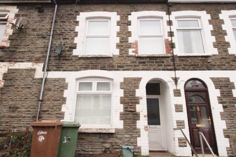 1 bedroom terraced house for sale - School Street, Caerphilly