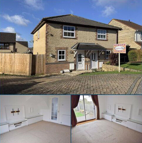 2 bedroom semi-detached house for sale - Rowe Mead, Pewsham, Chippenham, Wiltshire, SN15