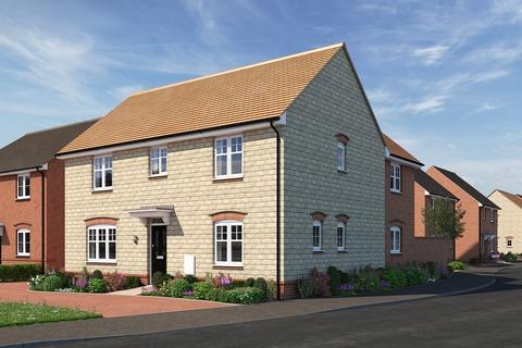 4 bedroom detached house - Plot 116, The Kempthorne at The Grange, Swindon Road, Wroughton, Wiltshire SN4