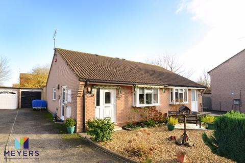 2 bedroom bungalow for sale - Warmwell Close, Canford Heath, Poole, BH17