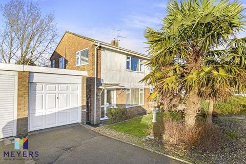 3 bedroom semi-detached house for sale - Bader Road, Canford Heath, Poole, BH17