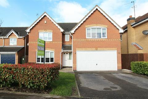 4 bedroom detached house for sale - Lowerdale, Elloughton, Brough