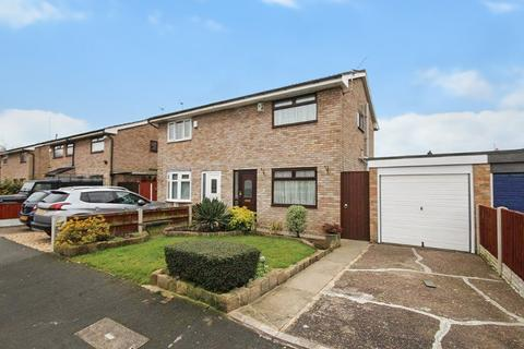 2 bedroom semi-detached house for sale - Shaftway Close, Haydock, St Helens, WA11