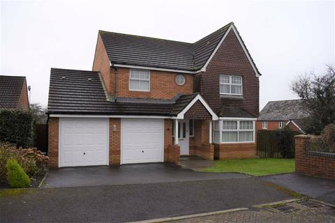 4 bedroom detached house for sale - Orchid Court, West Cross, Swansea