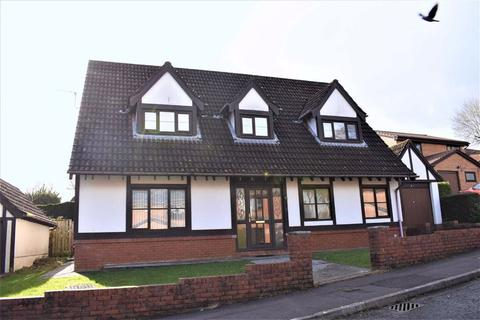4 bedroom detached house for sale - Llwyn Derw Close, West Cross, Swansea