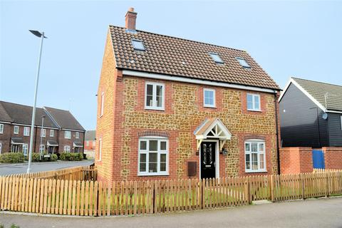 3 bedroom end of terrace house for sale - Fred Ackland Drive, King's Lynn