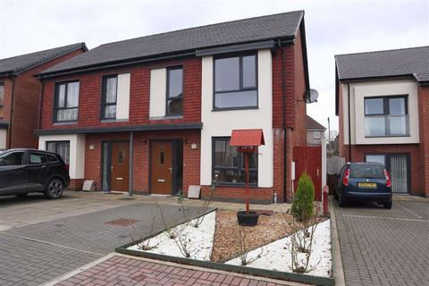 2 bedroom semi-detached house for sale - Nightingale Gardens, Leek