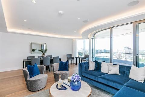 3 bedroom flat for sale - Tower Two, The Corniche, Albert Embankment, Nine Elms, SE1
