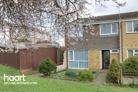 3 bedroom end of terrace house for sale - Shiregreen, King's Lynn