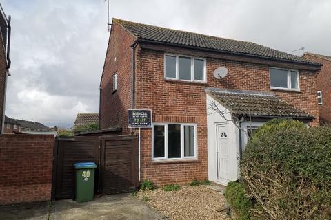 2 bedroom semi-detached house to rent - Osprey Gardens, North Meads, Bognor Regis, West Sussex. PO22 9QQ