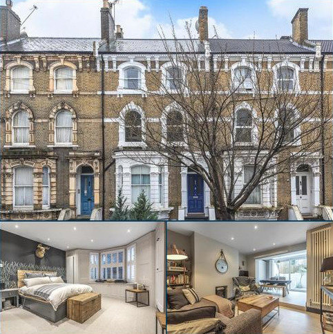 1 bedroom flat for sale - Ferndale Road, Clapham