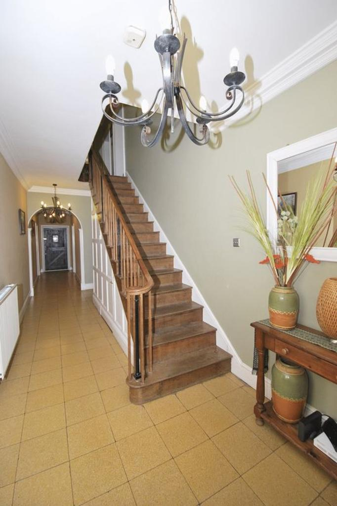 Listed Staircase...