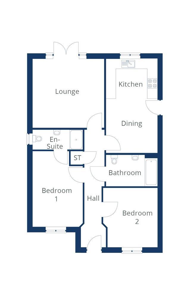 Floorplan: Grasmere