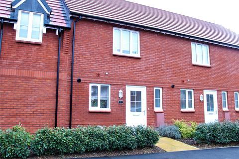 2 bedroom terraced house for sale - Toynbee Avenue, Tadpole Garden Village, Swindon, Wiltshire, SN25