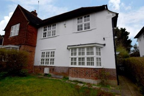 3 bedroom semi-detached house for sale - Brookland Rise, Hampstead Garden Suburb, London, NW11