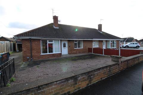 2 bedroom bungalow for sale - Shelley Close, Balderton, Newark