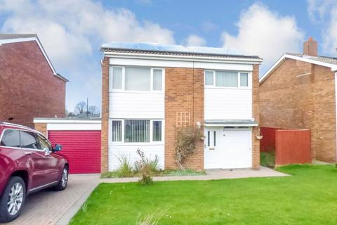 3 bedroom detached house for sale - Dunsdale Road, Holywell, Whitley Bay, Northumberland, NE25 0NG