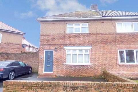 2 bedroom semi-detached house for sale - Gloria Avenue, New Hartley, Whitley Bay, Northumberland, NE25 0RY