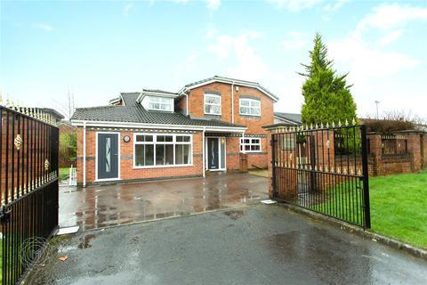 5 bedroom detached house for sale - Norden Road, Rochdale, Lancashire, OL11