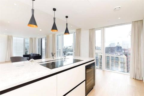 3 bedroom apartment to rent - Admiralty House, 150 Vaughan Way, London Dock, London, E1W