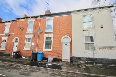 2 bedroom terraced house to rent - Harriet street, Derby