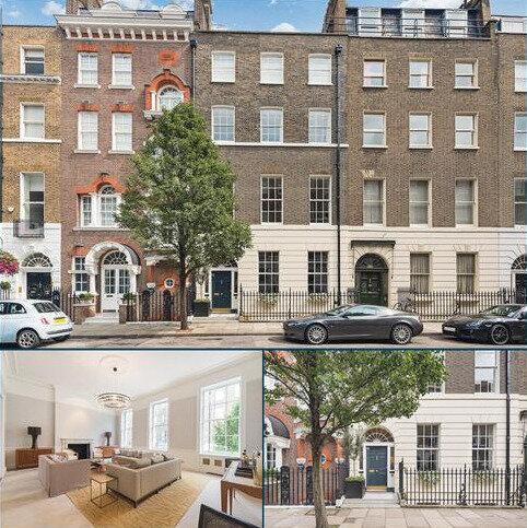 6 bedroom terraced house for sale - Upper Wimpole Street, Marylebone, London, W1G