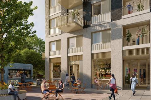 1 bedroom flat for sale - Apartment W.34, 1 Ashley Road, Tottenham Hale, N17