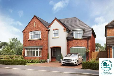4 bedroom detached house for sale - The Walcot, Stencil Gardens, Walsall, WS4