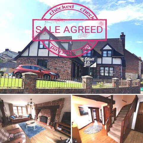 4 bedroom detached house for sale - SWN YR AFON, KENFIG HILL, BRIDGEND CF33