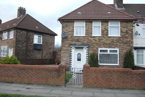 2 bedroom end of terrace house for sale - 85 Melbury Road, Dovecot, Liverpool