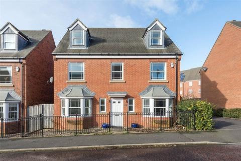 6 bedroom detached house for sale - Netherwitton Way, Great Park, Newcastle, NE3