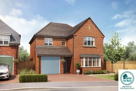 4 bedroom detached house for sale - The Bourne, Stencil Gardens, Walsall, WS4